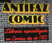 Antifaz Comic
